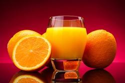 Сок апельсина улучшает память