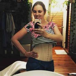 Полина Диброва рассказала о программе похудения после родов