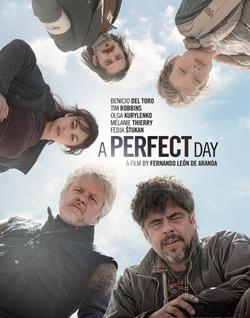 Для Ольги Куриленко и Бенисио Дель Торо наступил «Идеальный день»
