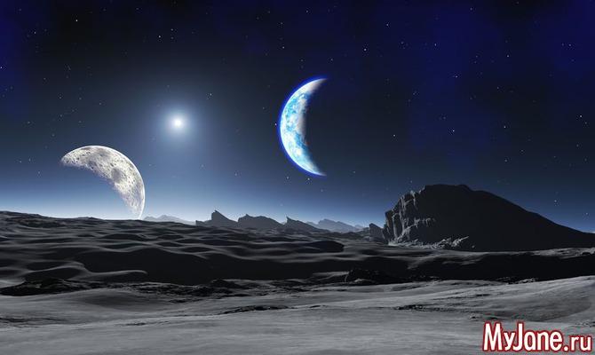 27-е лунные сутки. Трезубец, корабль