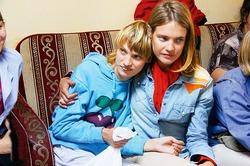 Наталья Водянова отговорила маму делать операцию сестре