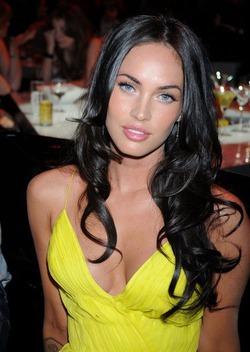 У идеала красоты – лицо Меган Фокс