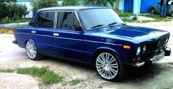 ВАЗ-2106 - самый угоняемый автомобиль в России