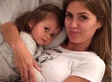Виктория Боня с дочкой Анджелиной фото