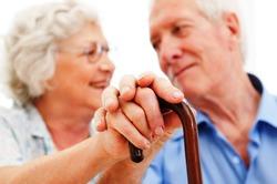 Они прожили вместе 67 лет и вместе умерли. Любовь?