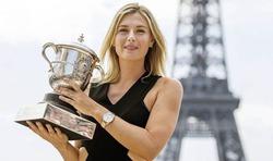 Мария Шарапова – в топе-100 самых финансово успешных знаменитостей