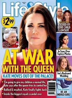 Кейт Миддлтон поссорилась с Елизаветой II из-за будущего ребенка