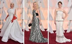 Наряды звёзд с последней церемонии «Оскар» можно заказать в сети