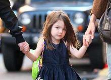 Дочка Тома Круза Сури фото