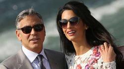 Амаль Клуни хочет удержать мужа ребенком