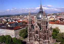 Самый уютный город мира - Вена