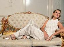 Юлия Высоцкая в фотосессии для глянца фото