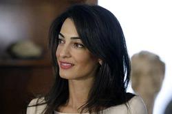 Амаль Клуни взяли преподавательницей в Колумбийский университет