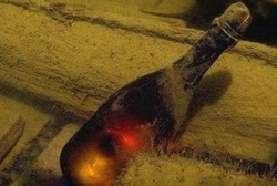 В Америке продегустировали вино, которое затонуло вместе с кораблём 150 лет назад