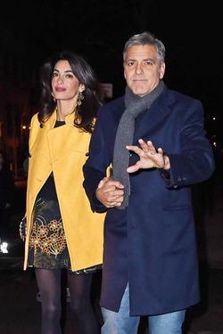 Джордж и Амаль Клуни далеки от развода