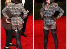 Скандальные наряды Мадонна - притча во языцех фото