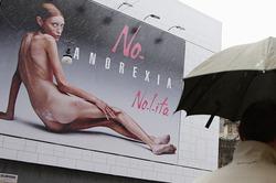 Худым моделям  - нет! Во Франции введён запрет на трудоустройство худых моделей