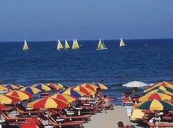 В Италии открыли мега-пляж