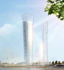 В Британии построят небоскрёб, который не отбрасывает тень