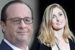 Французский президент больше не скрывает роман с актрисой