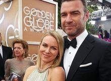 Наоми Уоттс с гражданским мужем Левом Шрайбером фото