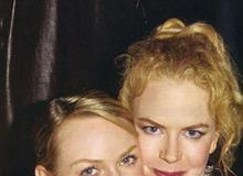 Лучшие подруги Наоми Уоттс и Николь Кидман фото
