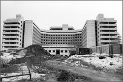 В здании заброшенной столичной Ховринской больницы снимут фильм ужасов