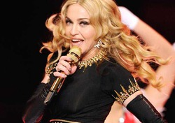 Мадонна призналась, что мечтает встретиться с Обамой
