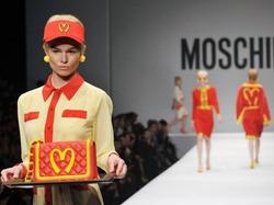 McDonald's выпустил собственную линию одежды