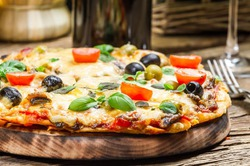 Неаполитанская пицца может стать объектом культурного наследия ЮНЕСКО