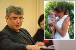 У Бориса Немцова нашёлся внебрачный сын
