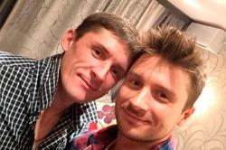 У Сергея Лазарева умер брат