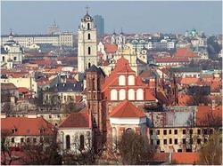 Вильнюс  - самый дешёвый европейский город для туристов