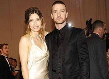 Джастин Тимберлейк с женой Джессикой Бил фото