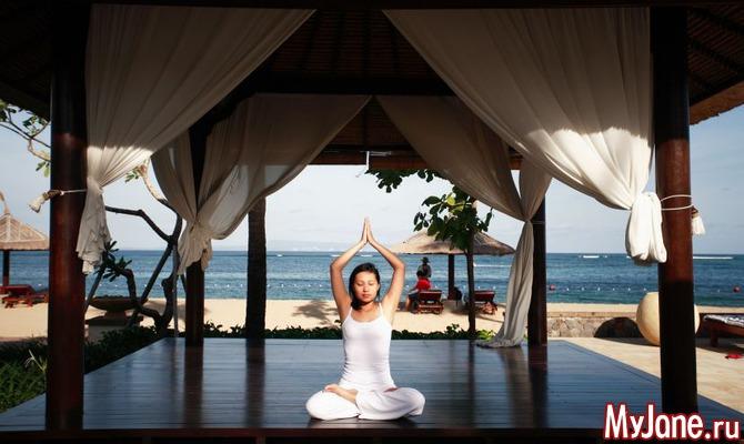 Начальный класс: союз йоги и дыхания