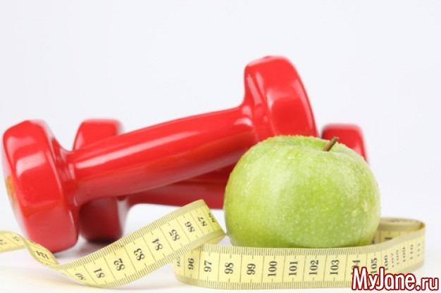 Диета спорт фитнес здоровое питание