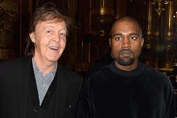 Пол МакКартни рассказал, что общего у Канье Уэста с Джоном Ленноном