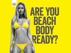 Реклама похудения в лондонском метро вызвала акцию протеста