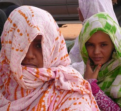 Женщина из Мавритании вышла замуж 55 раз