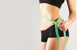 Как сделать живот плоским при помощи одной верёвки?