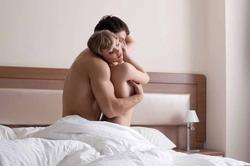 Мужского интереса к интиму хватает лишь на год