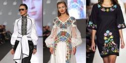 По мнению Vogue, последний тренд сезона - украинская вышиванка