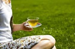 Зелёный чай и физкультура – спасение от Альцгеймера