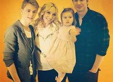 Кристина Орбакайте с детьми фото