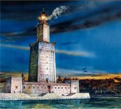 В Египте восстановят одно из семи чудес света – Александрийский маяк