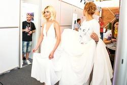 Полина Гагрина споёт на сцене «Евровидения» в платье российского дизайнера