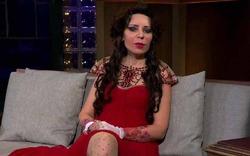Жанна Агузарова превратилась в гламурную красотку