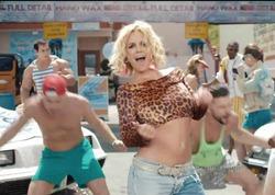 Бритни Спирс изрядно «отфотошопили» в клипе