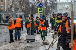 Дворник - самая востребованная профессия в Москве