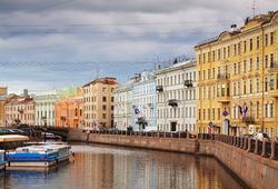 Через сто лет Санкт-Петербург уйдет под воду?